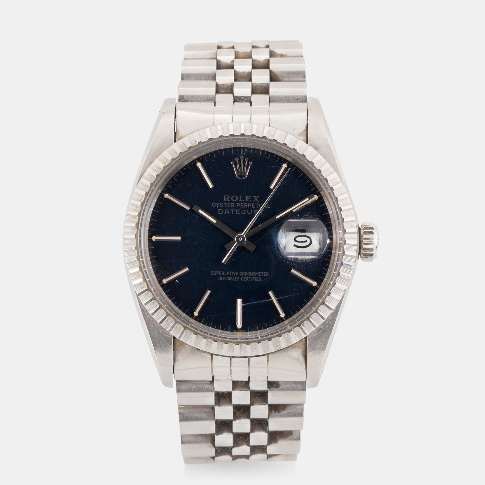 Important Timepieces 634